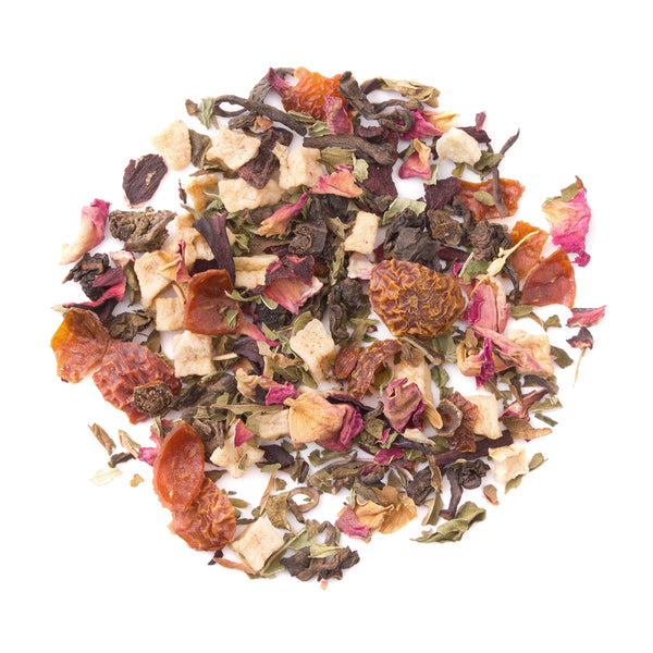 Organic Slim Down - Loose Leaf Tea & Herb Blend - Weight Loss - Slimming Tea - Gut Health - Weight Loss Tea - Fat Trim - Heavenly Tea Leaves