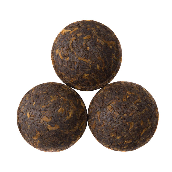 Pu'er Tuo Cha - Loose Leaf Pu-erh Tea - Pu-erh Tea Cake - Heavenly Tea Leaves