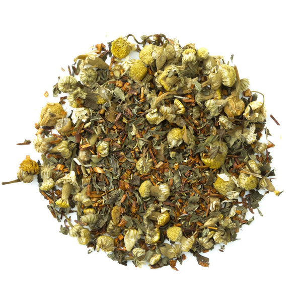 Serenity - Loose Leaf Herbal Tisane - Relaxing & Calming Herbal Tea - Heavenly Tea Leaves