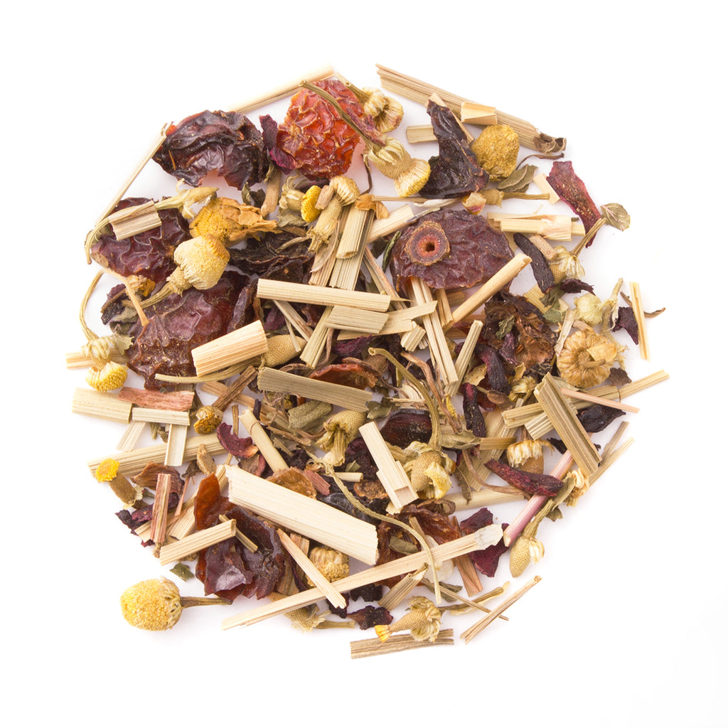 Sleep - Loose Leaf Herbal Tisane - Relax & Calm Down - Perfect Te Before Bedtime - Heavenly Tea Leaves