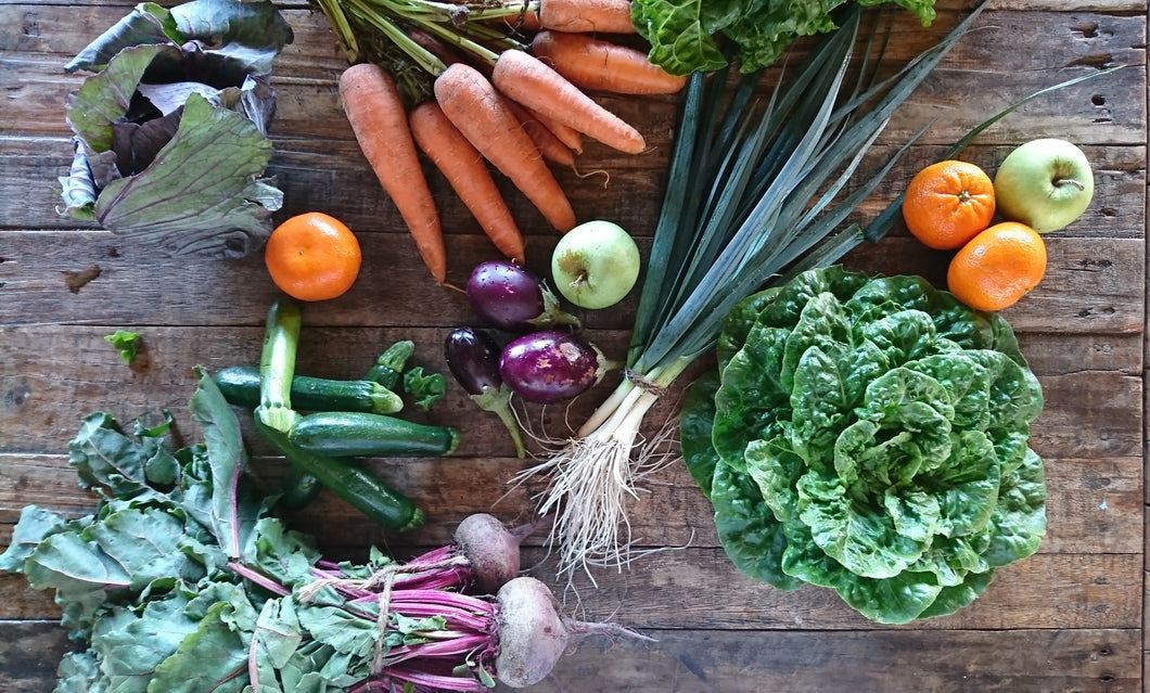 Valota Fruit & Veg Box 4 Week Subscription (10% discount)