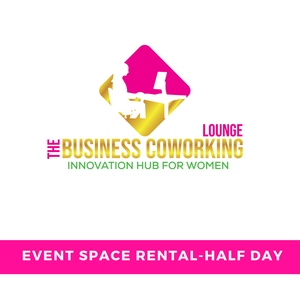 Rent Our Event Space!-Half Day (Non Members Only)