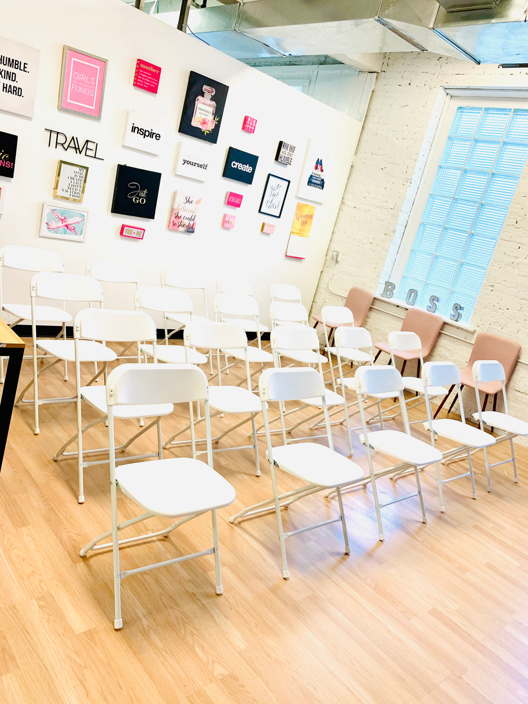 Rent Our Girl Boss Meeting Room!(Members Only)