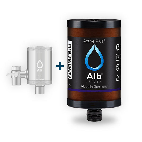 Alb tap filter Active Plus. Housing with cartridge
