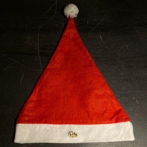 POND LIFE CHRISTMAS HAT (COMES WITH REMOVABLE GOLD BADGE)