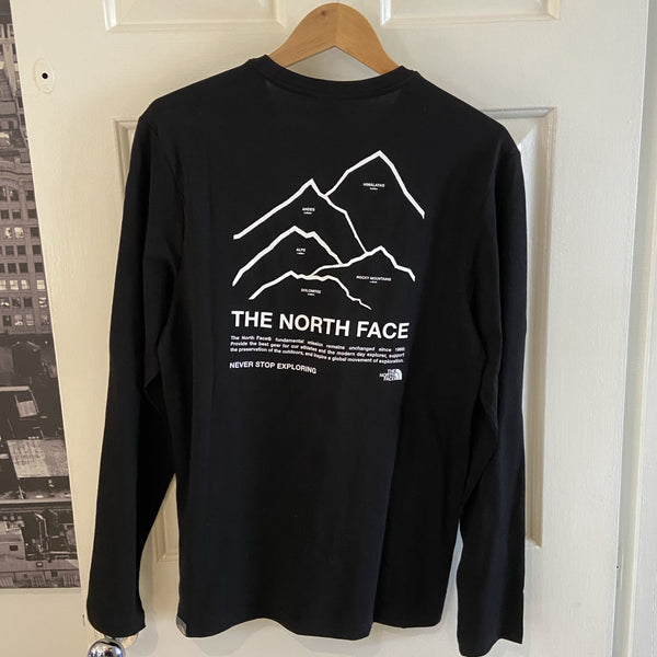 The North Face Long Sleeve - Small