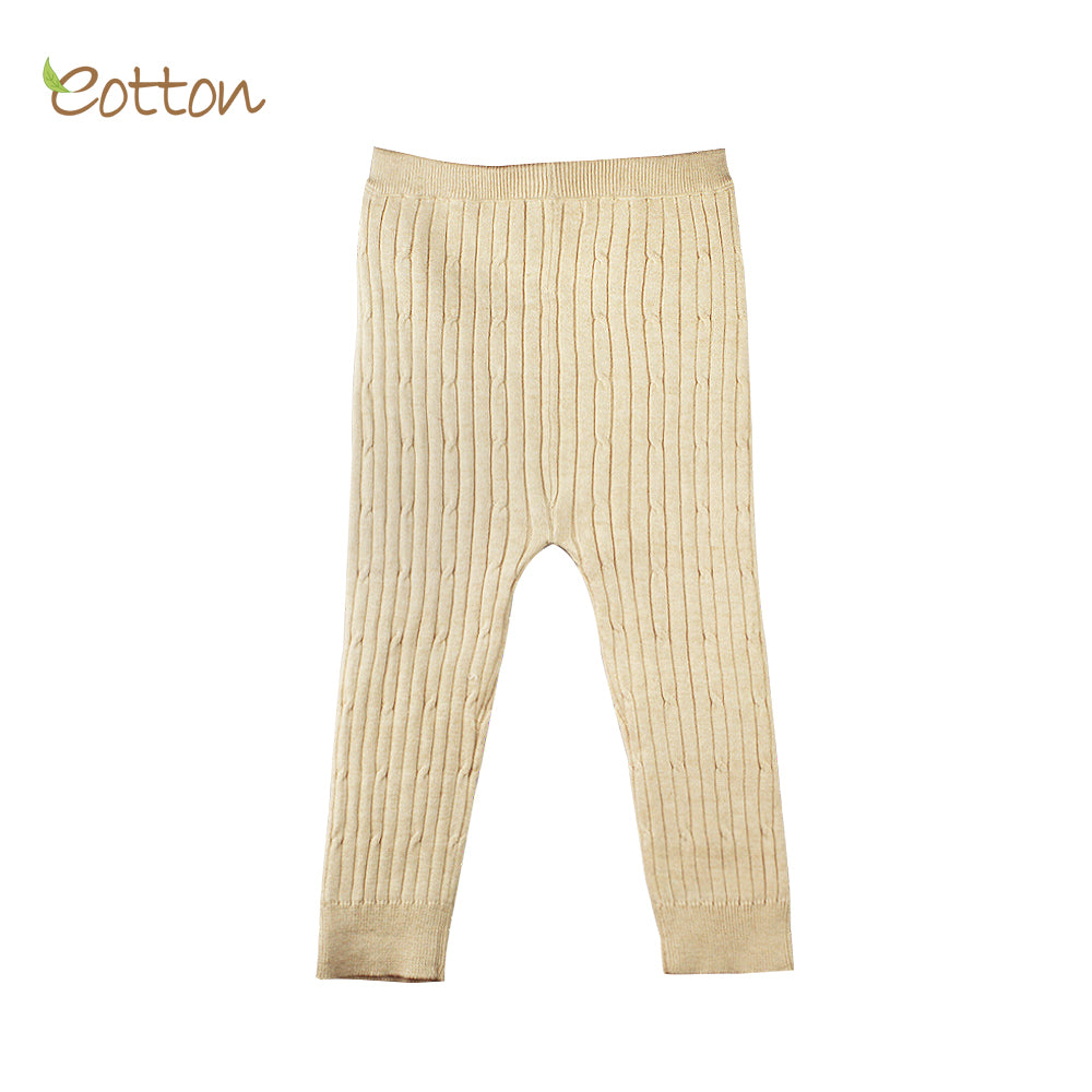 Organic Knitted Leggings