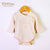 Long Sleeve Organic Baby Bodysuit with Snaps