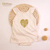 Love Baby Girl Sleeveless Onesie