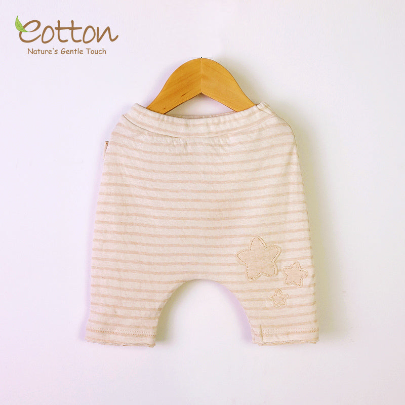 Organic Cotton Baby Pyjama Bottoms