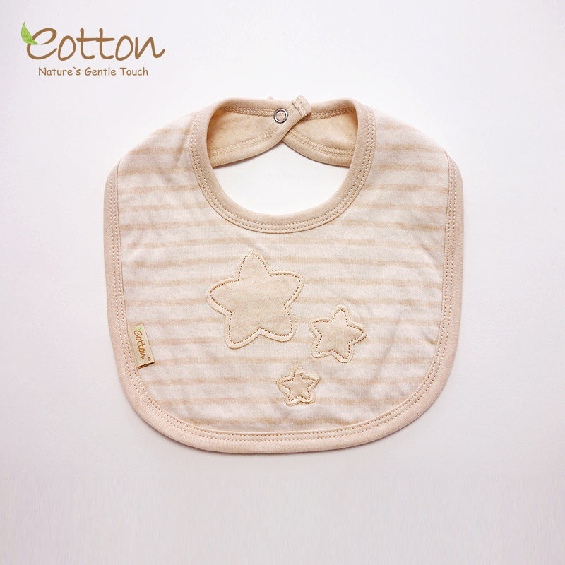 Organic Cotton Baby Bib