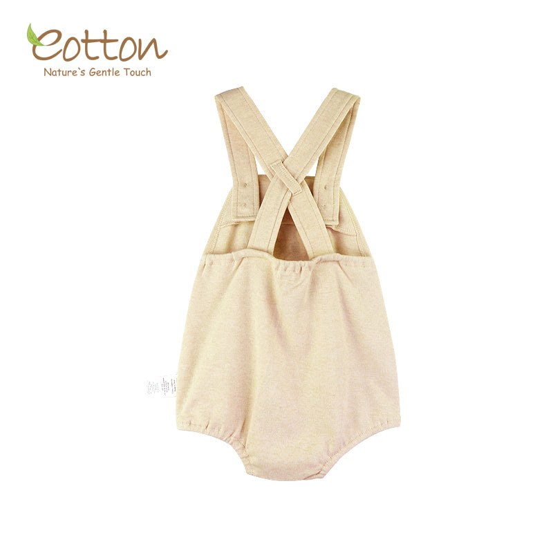 Little Fox Organic Romper