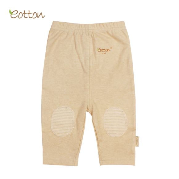 Organic Baby / Toddler Pants with Knee Patches
