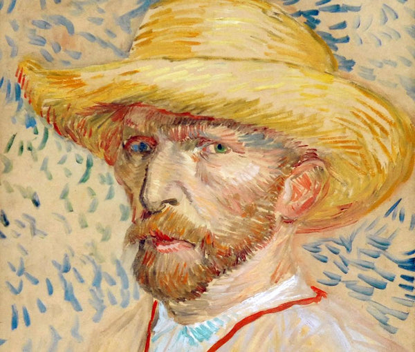 van gogh paint by numbers