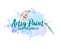 Artsy Paint By Numbers