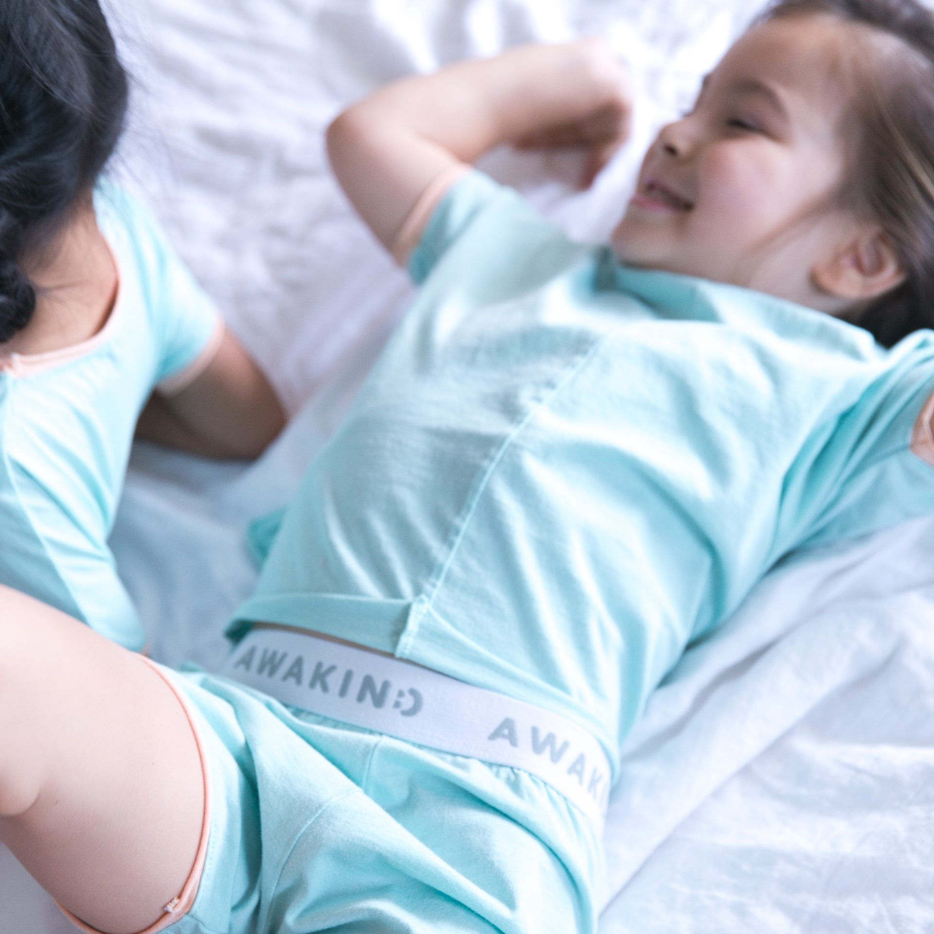 Awakind: Cotton PJ's and bedding for kids. Profits Donated to Children in Need