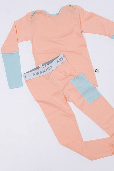 Long Sleeve & Leggings Set - Awakind.co