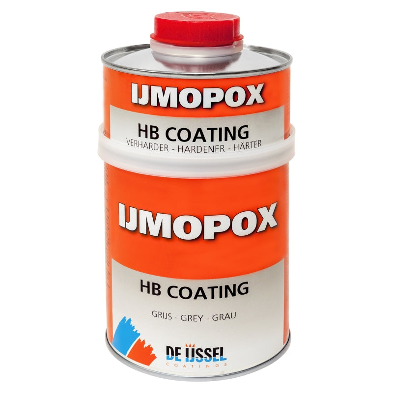 De IJssel IJmopox HB coating set