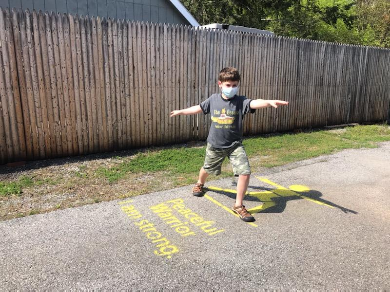 Sidewalk Magic: Fit and Fun Playscapes Brings Active Sidewalks Locally