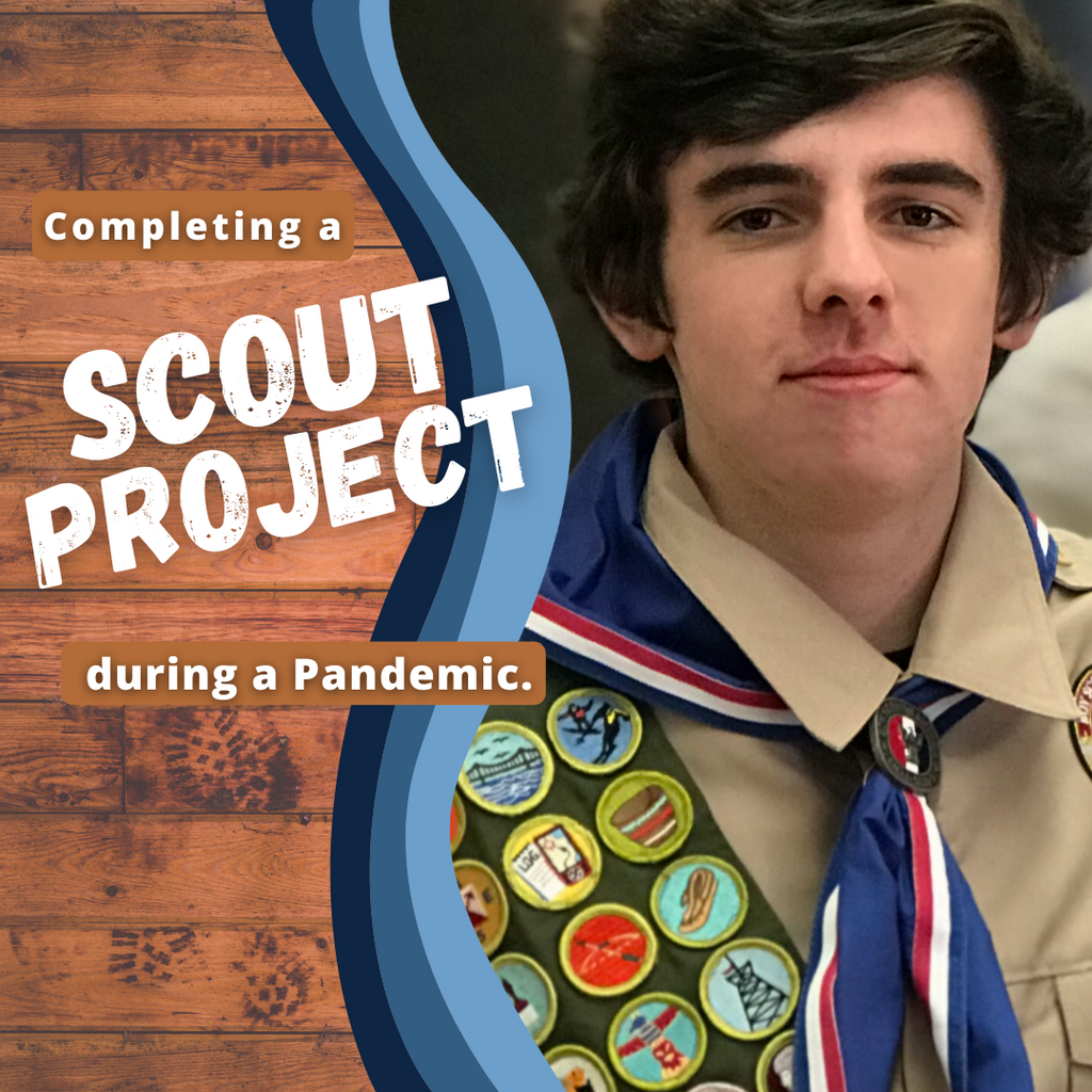 Completing a Scout Project During a Pandemic