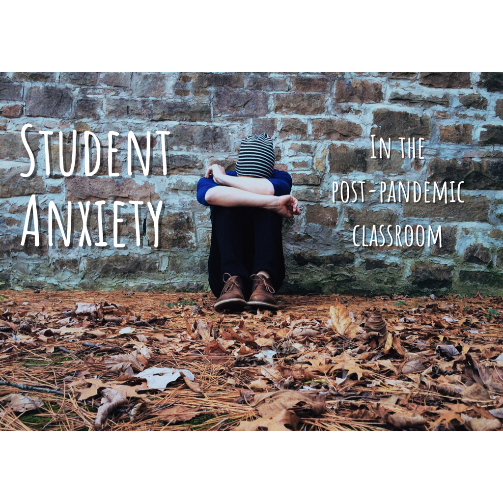 Student Anxiety in the Post-Pandemic Classroom