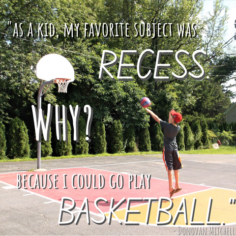 motivational quote about basketball