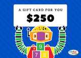 Gift Card - Fit and Fun Playscapes LLC