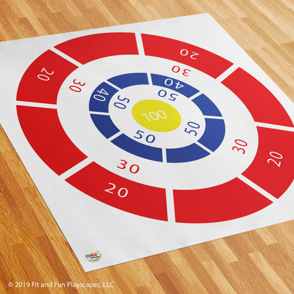 Bullseye Roll-Out Activity™