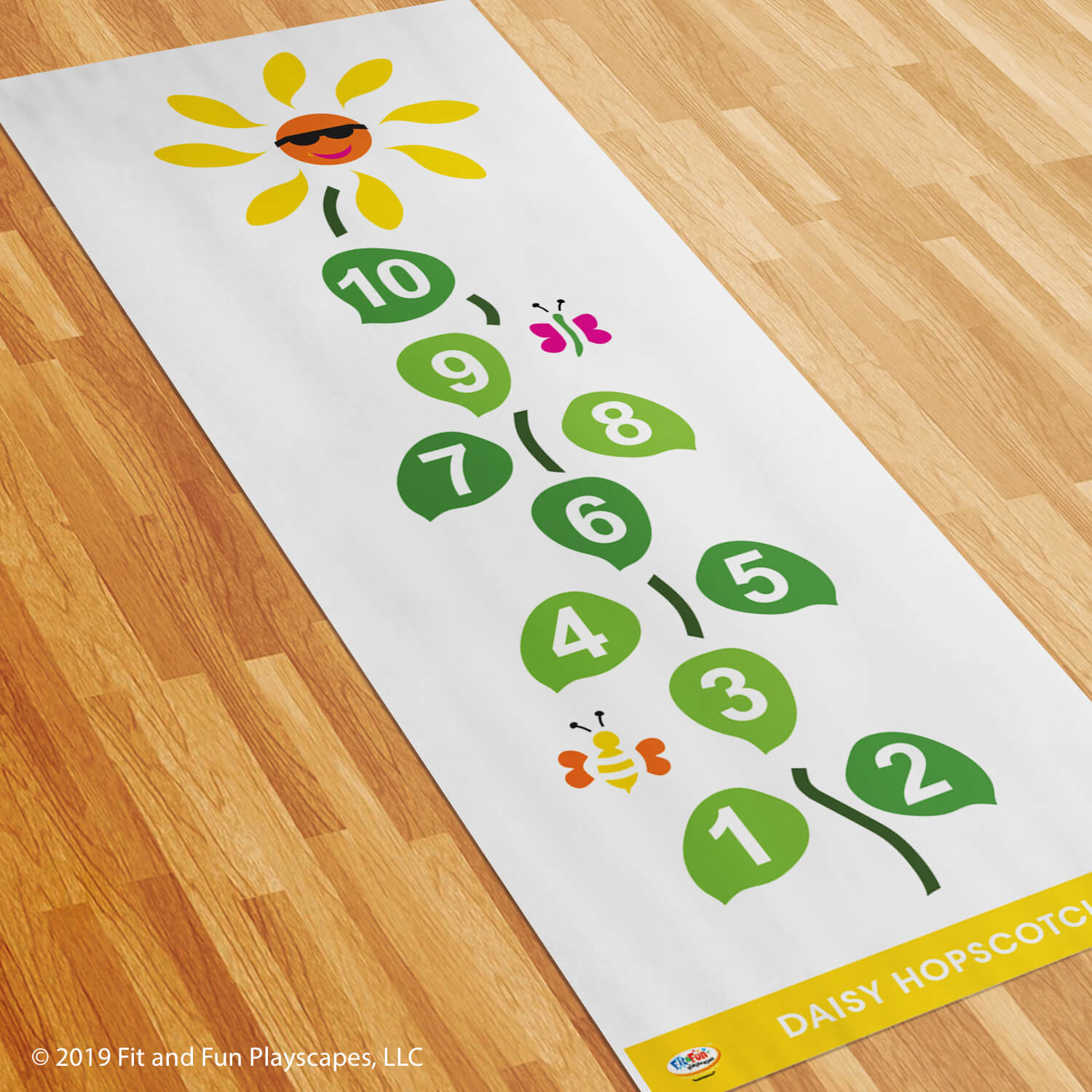 Daisy Hopscotch™ Roll-Out Activity