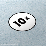 10x Super Stickers®