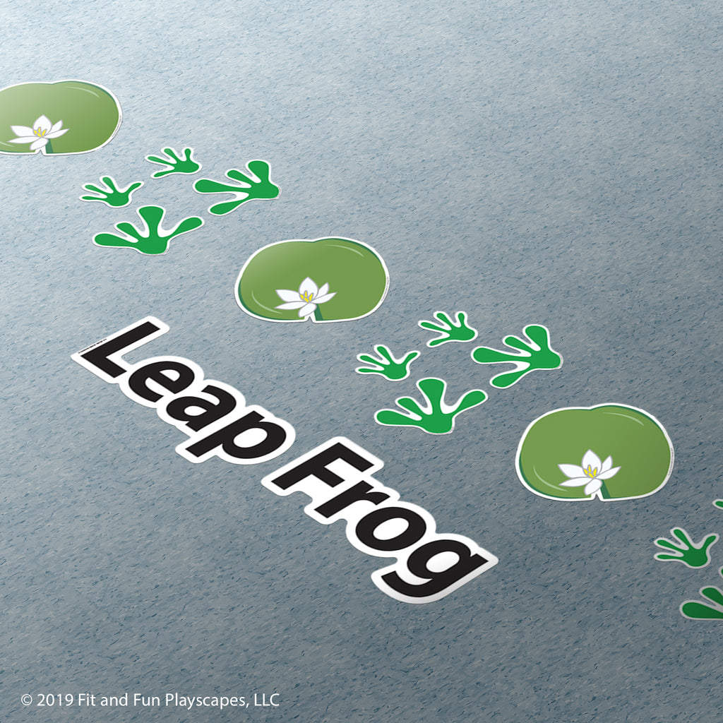 Leap Frog Super Stickers®