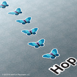 Butterfly Hop Super Stickers™