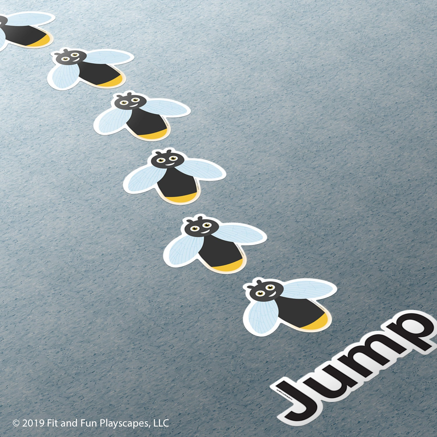 Firefly Jump Super Stickers®