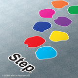 Step Stones Super Stickers®