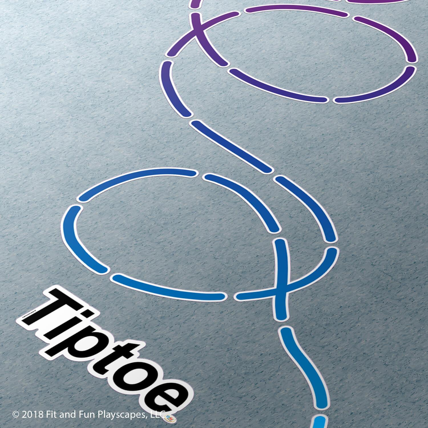 Tiptoe Loop<sup>®</sup> Super Stickers<sup>®</sup>