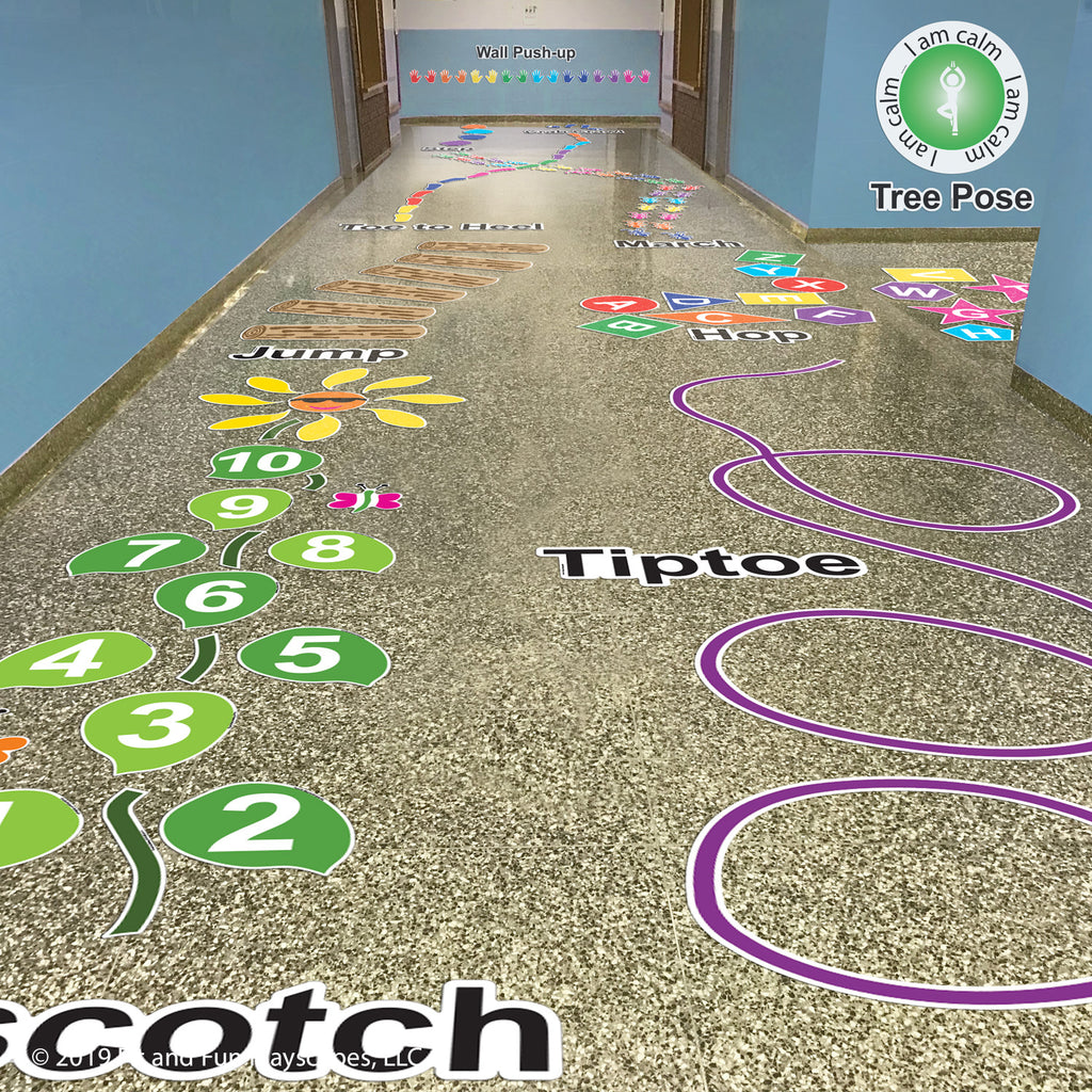 Nature Sensory Path™ Super Stickers®