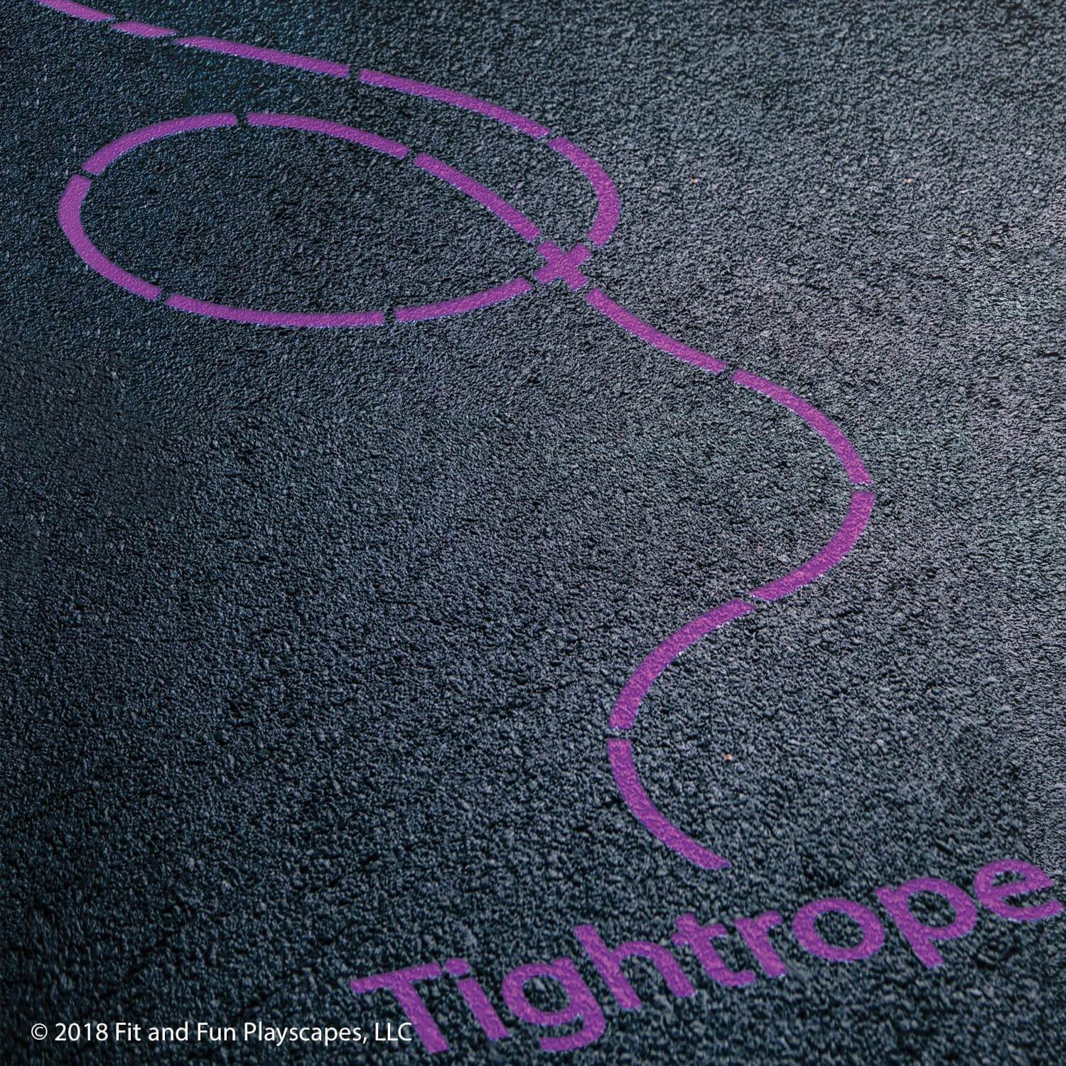 Tightrope – Single Color Paint