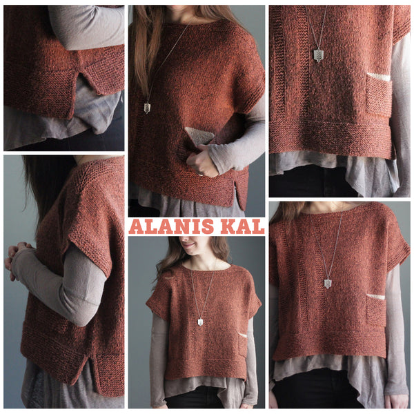Alanis Knit-A-Long