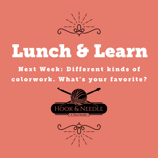 Lunch & Learn Wednesdays on Zoom
