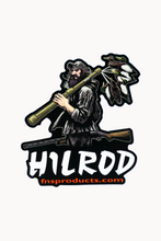 Load image into Gallery viewer, HILROD MAN STICKER