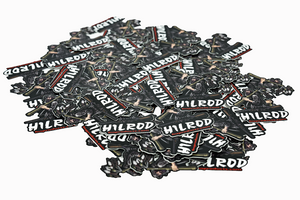 HILROD MAN STICKER