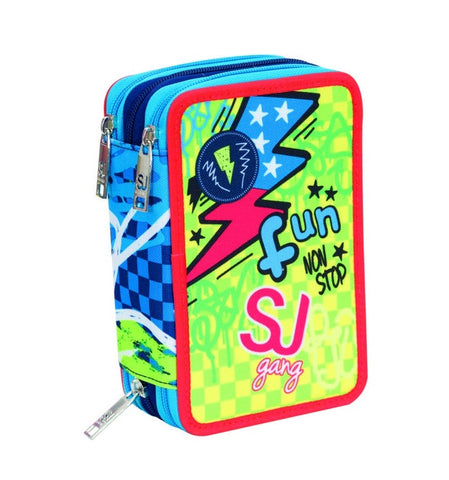 Astuccio 3 zip  Sj Gang Boy
