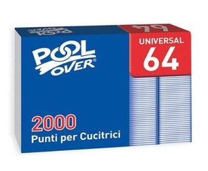 Pool Over Punti Cucitrice Universale