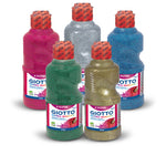 Tempera Pronta Giotto Glitter 250ml