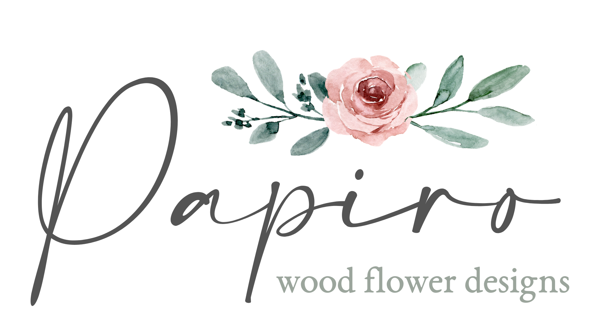 Papiro Wood Flower Designs
