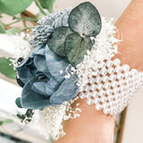Custom Corsage - Wood flowers Bouquets, Boutonniere, wedding Floral Decor & Accessories - Papiro Wood Flower Designs