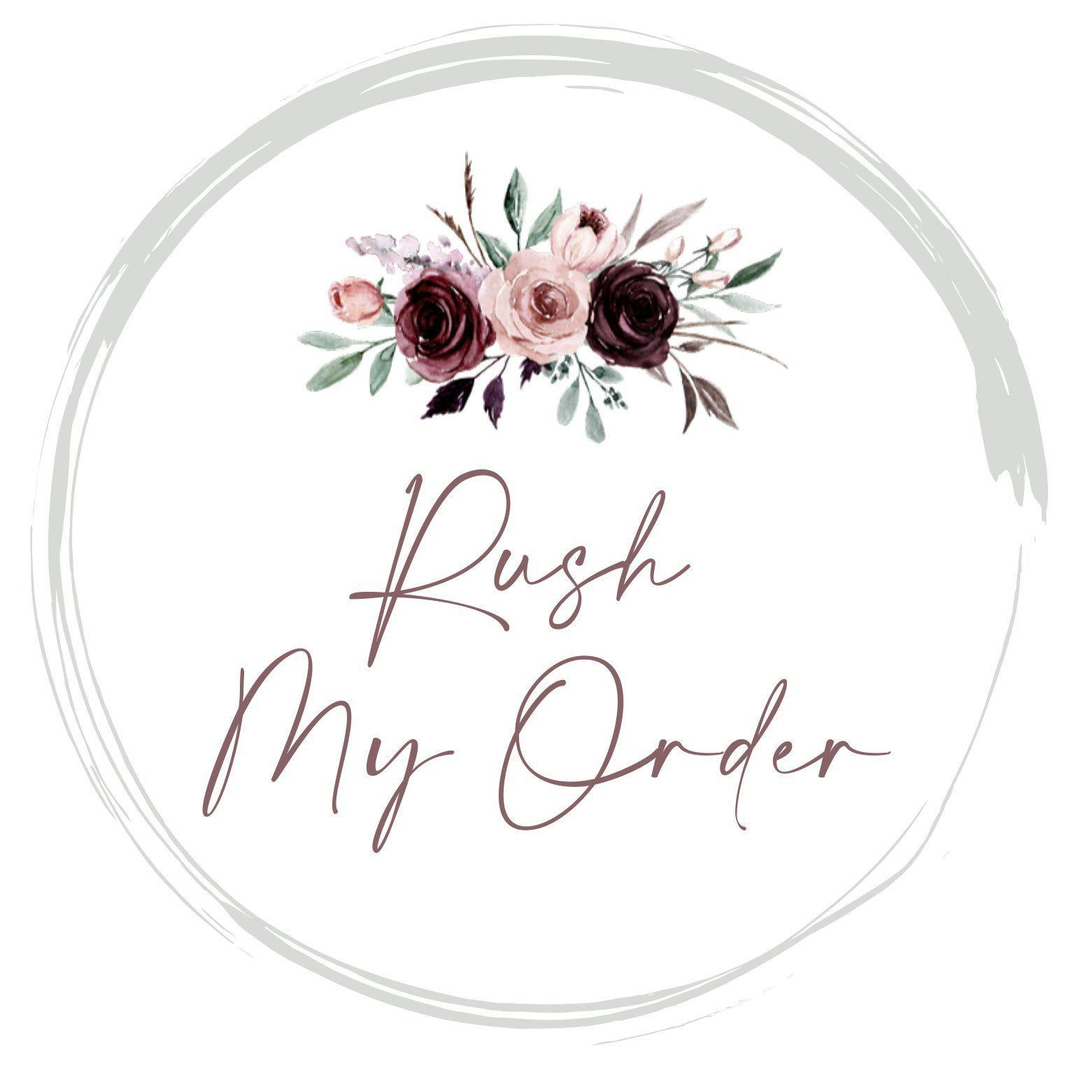 Rush My Home Decor Order - Wood flowers Bouquets, Boutonniere, wedding Floral Decor & Accessories - Papiro Wood Flower Designs