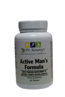 Dr. Kenawy's Active Man's Multivitamin (90 Tablets)