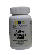 Dr. Kenawy's Active Woman's Multivitamin (90 Tablets)