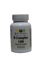 Dr. Kenawy's B-Complex 100 (50 Capsules)
